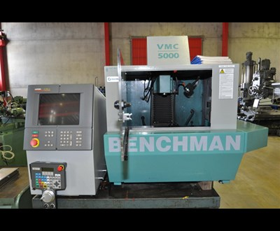 060714-Benchmann 5000 Acramatic 2100 CNC MC