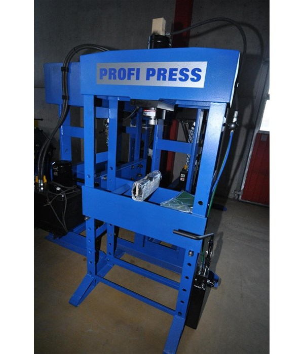 Profi Press HF2 50ton-1