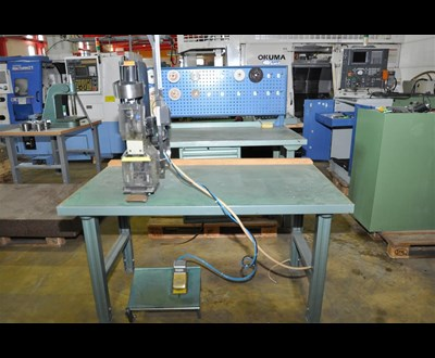 170389-Stocko WT 302 krimp / terminating press